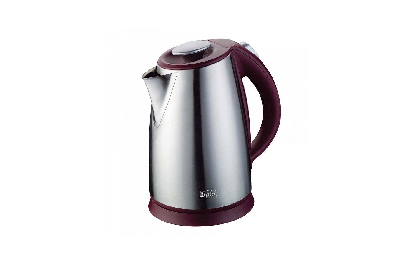Чайник электрический  DELTA DL-1264