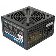 Фото Блок питания Aerocool ATX 450W VX-450 (24+4+4pin) 120mm fan 2xSATA RTL