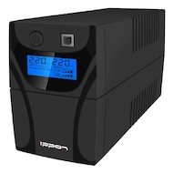 Фото Блок питания Ippon Back Power Pro LCD 700 420Вт 700ВА черный