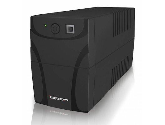 Блок питания Ippon Back Power Pro 600N (new) black