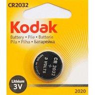 Батарейка Kodak CR2032-1BL 1шт.