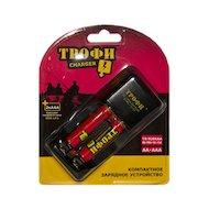 Зарядное устройство Трофи TR-920 AAA + 2шт. AAA 800mAh