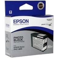 Фото Картридж струйный Epson C13T580100 черный для Stylus Pro 3800