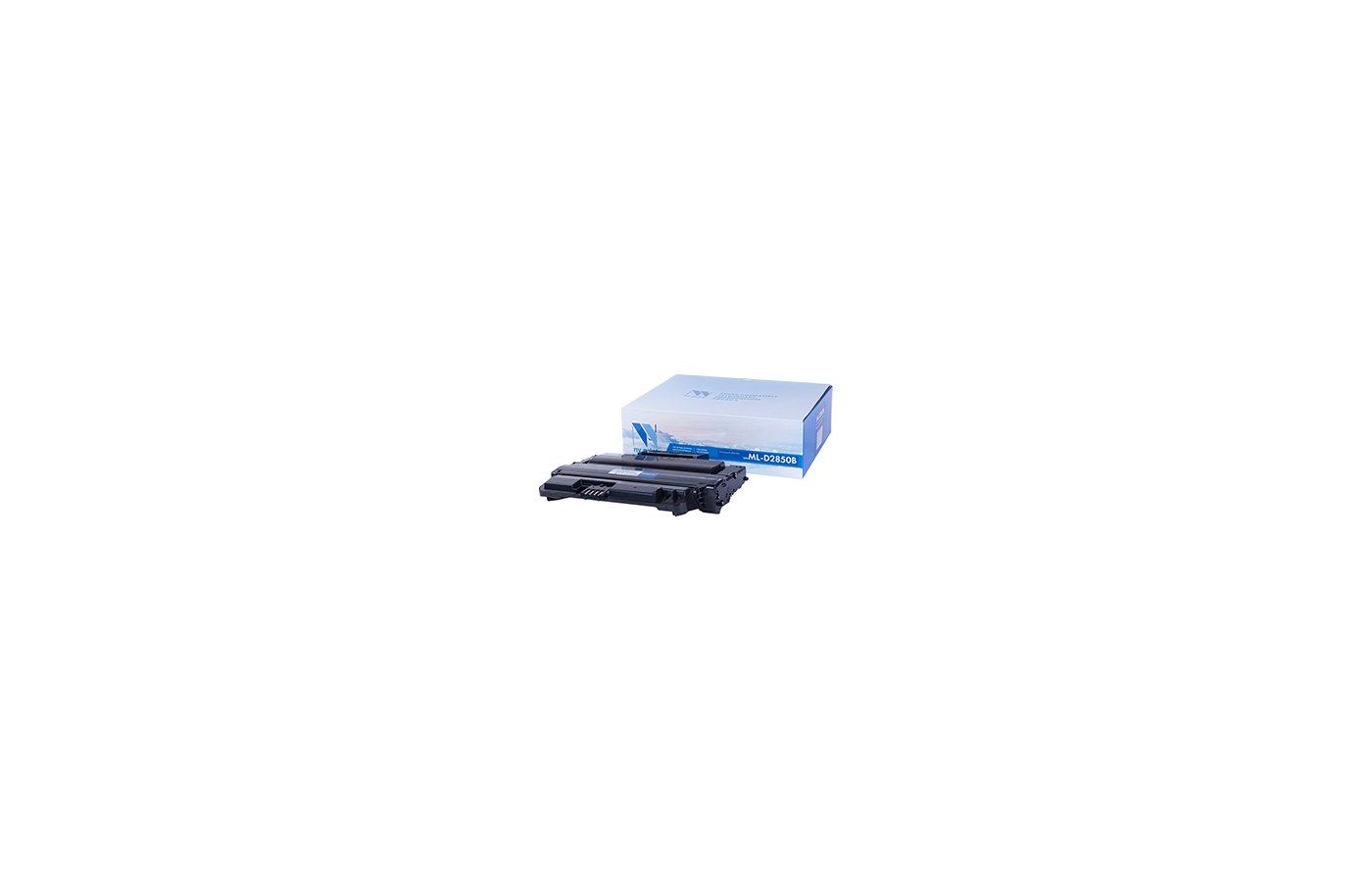 Картридж лазерный NV Print совместимый Samsung ML-D2850B для ML-2850D/2851ND. Чёрный. 5000 страниц.
