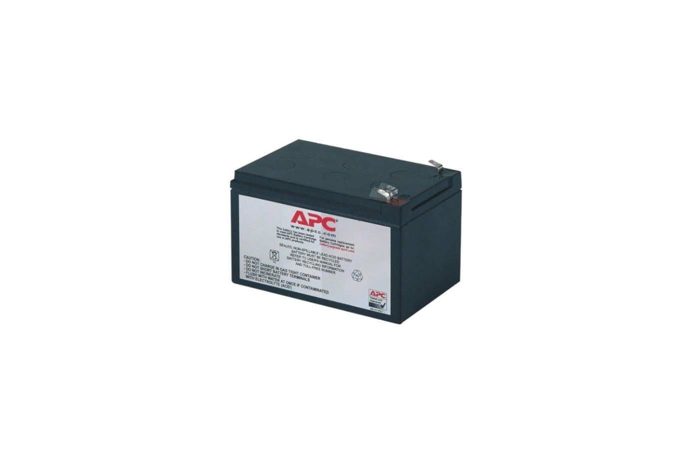 Блок питания Батарея APC RBC4