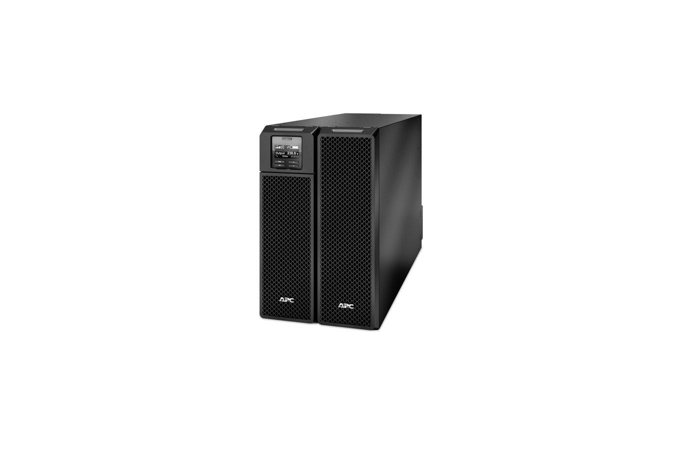 Блок питания APC Smart-UPS SRT SRT8KXLI 8000Вт 8000ВА черный
