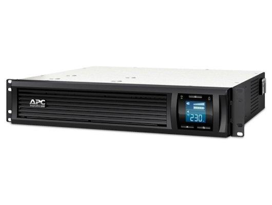 Блок питания APC Smart-UPS C SMC3000RMI2U 2100Вт 3000ВА черный