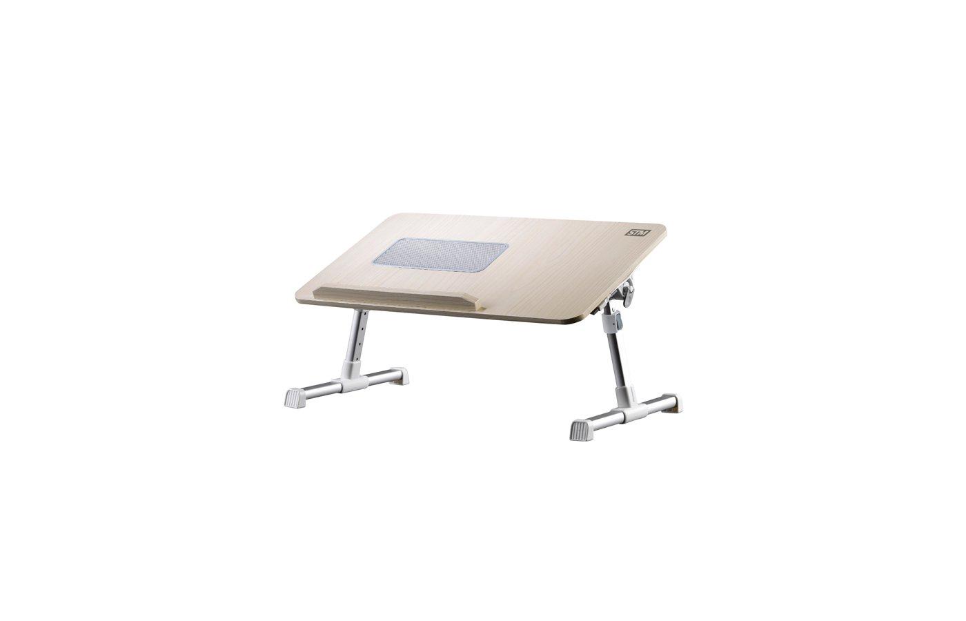 Подставка для ноутбука STM Laptop Cooling Table NT5FA Wood