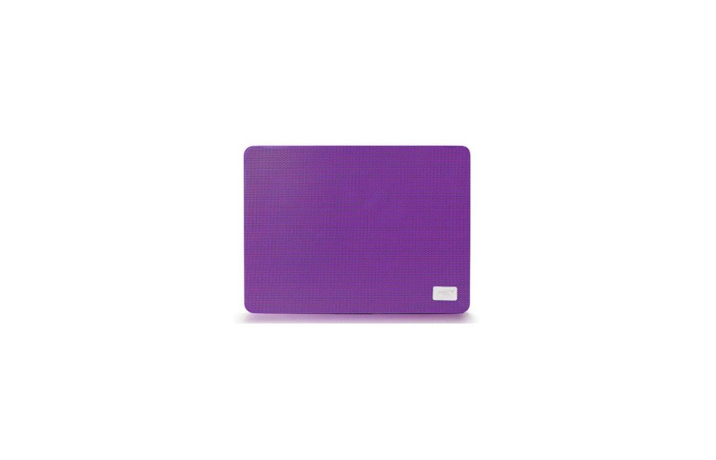 Подставка для ноутбука Deepcool N1 пурпурный (N1PURPLE)
