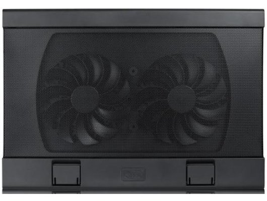 "Подставка для ноутбука Deepcool WIND PAL FS 17"" 382x262x24mm 22-27dB 2xUSB 793g Fan-control Black"