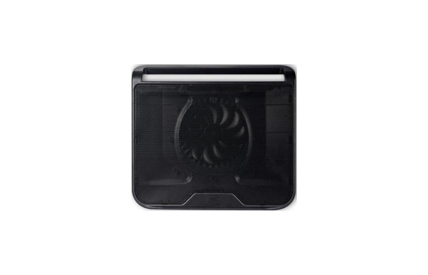 """Подставка для ноутбука Deepcool N280 15.6"""" 340x310x54mm 21dB 1xUSB 530g Black"""