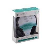 Фото Игровые наушники проводные Logitech Headset H340 USB (981-000475/981-000508)