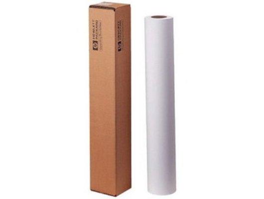 """Фотобумага HP Q1396A 24""""(A1) 610мм-45м/80г/м2/белый для струйной печати"""