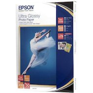Фотобумага Epson C13S041927 Ultra Glossy Photo Paper A4 300г/м2 15 листов