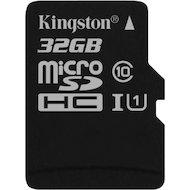 Карта памяти Kingston microSDHC 32Gb Class 10 UHS-I (SDC10G2/32GBSP)