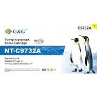 Фото Картридж лазерный GG NT-C9732A Совместимый желтый для НР Color LaserJet 5550 (12000 стр)