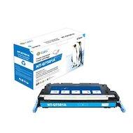 Картридж лазерный GG NT-Q7581A Совместимый голубой для НР Color LaserJet 3800 CP3505 (6000стр)