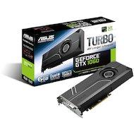 Фото Видеокарта Asus PCI-E TURBO-GTX1060-6G nVidia GeForce GTX 1060 6144Mb 192bit Ret