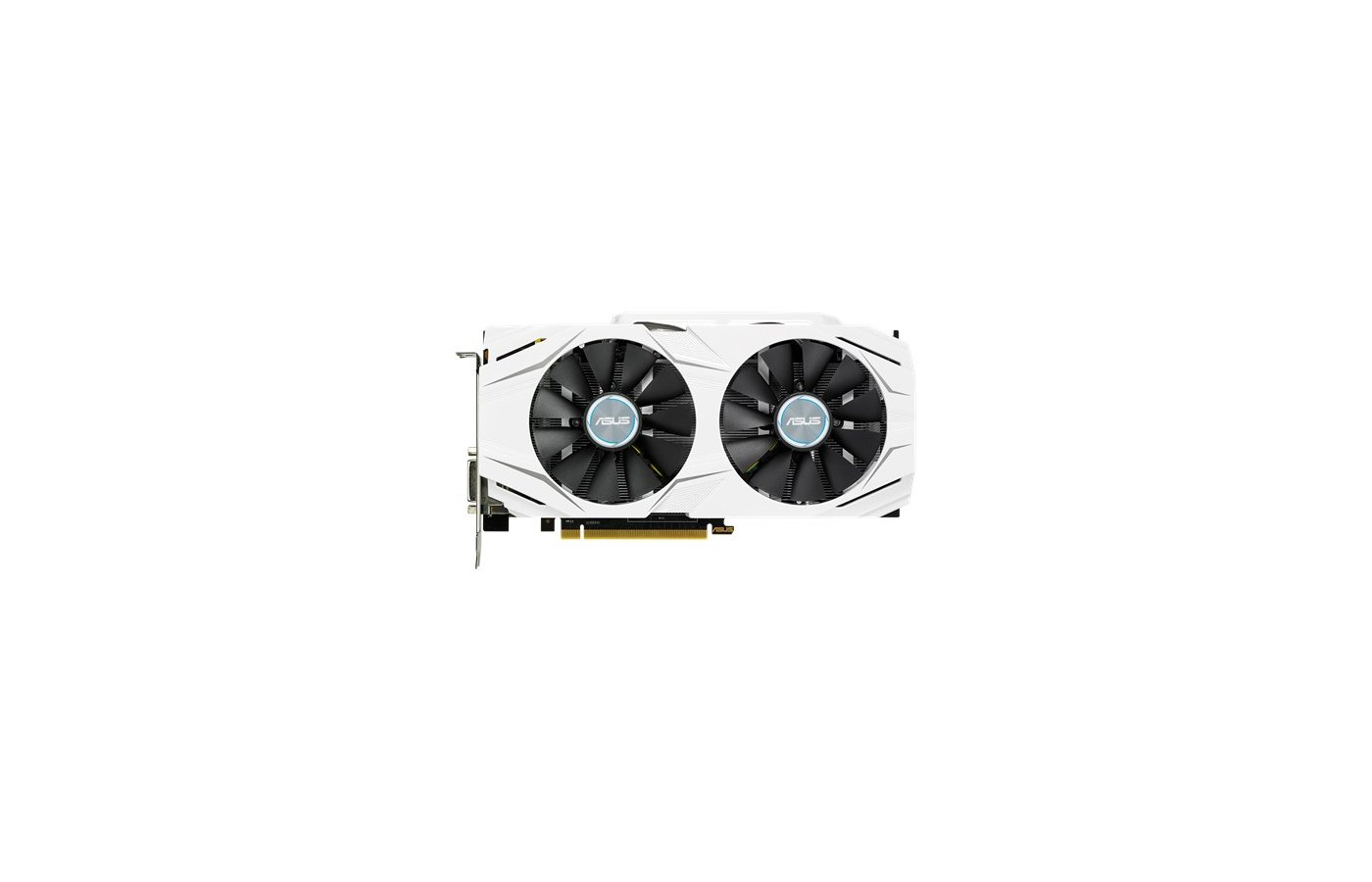 Видеокарта Asus PCI-E DUAL-GTX1070-O8G nVidia GeForce GTX 1070 8192Mb 256bit Ret