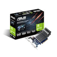 Фото Видеокарта Asus PCI-E GT 710-2-SL nVidia GeForce GT 710 2048Mb 64bit Ret low profile