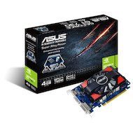 Фото Видеокарта Asus PCI-E GT730-4GD3 nVidia GeForce GT 730 4096Mb 128bit Ret