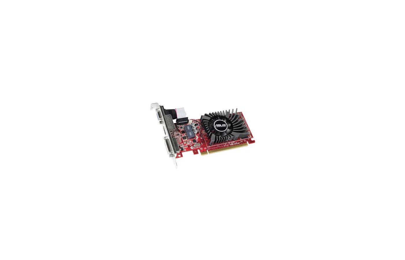 Видеокарта Asus PCI-E R7240-2GD3-L AMD Radeon R7 240 2048Mb 128bit Ret