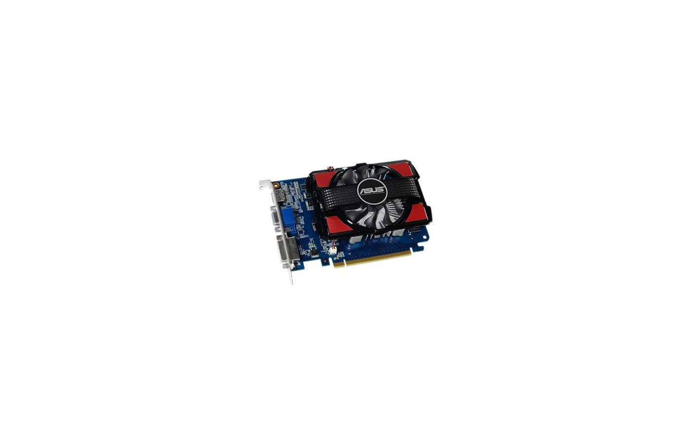 Видеокарта Asus PCI-E GT730-4GD3 nVidia GeForce GT 730 4096Mb 128bit Ret