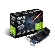 Фото Видеокарта Asus PCI-E GT730-SL-2GD5-BRK nVidia GeForce GT 730 2048Mb 64bit Ret