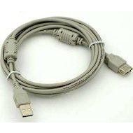 USB Кабель Кабель-удлинитель USB2.0 A(m) - A(f) ферритовый фильтр 3м (744792)