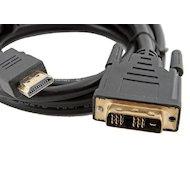 Фото Видео кабель Кабель HDMI-DVI VCOM 3.0м