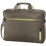 """Кейс для ноутбука Hama Marseille Style для ноутбука 15.6"""" коричневый/желтый (00101283)"""