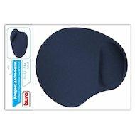 Фото Коврик для мыши BURO BU-GEL/blue гелевый синий 230х205х25мм