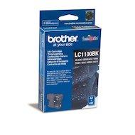 Картридж струйный Brother LC1100BK черный (450стр.)