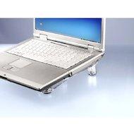 """Фото Подставка для ноутбука Hama Transparent 17"""" (12093) (00012093)"""