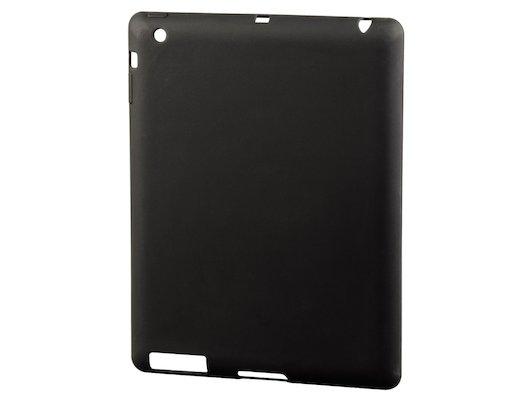 Чехол для планшетного ПК Hama H-107885 для iPad 2 силикон черный
