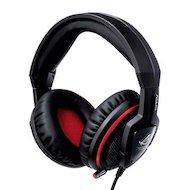 Игровые наушники проводные Asus Orion Pro 90-YAHI9180-UA00 black/red