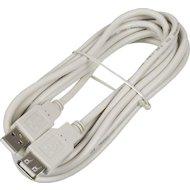 USB Кабель Ningbo USB 2.0 A(m) - A(f) удлинитель 3м (841880)