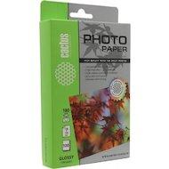 Фото Фотобумага Cactus CS-GA6180100E 10x15/180г/м2/100л./белый глянцевое для струйной печати