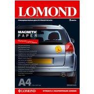 Фото Фотобумага Lomond 2020345 A4/660г/м2/2л./белый глянцевое/магнитный слой для струйной печати