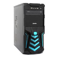 Системный блок Doffler i011N Game Pro intel i7 620m 2.6Gh/8Gb/1Tb/GTX1050TI 4Gb/DVDRW/Win7