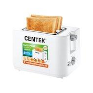 Тостер CENTEK CT-1425 белый