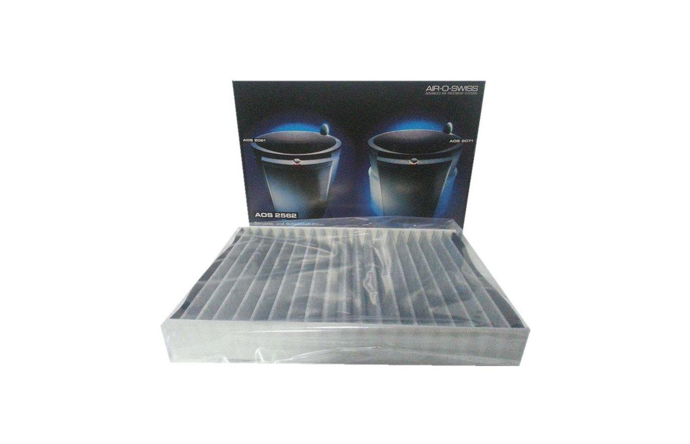 Фильтры для воздухоочистителей Фильтр AOS 2562 для 2061/71 Active carbon (угольный)