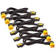 Кабель питания APC AP8704R-WW 1.22м Power Cord Kit (6шт), Locking, C13 to C14 (90 Degree)