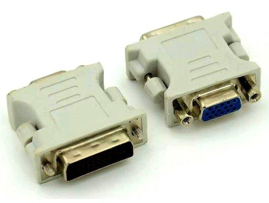 Переходник Переходник DVI-VGA (77529)