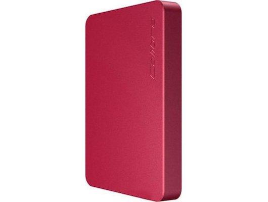 Портативный аккумулятор Calibre ULTRA GO NANO RED 2500 mAh
