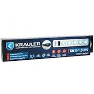 Фото Сетевой фильтр Krauler KR-5-1.5UPS/KR-5-UPS 1.5м