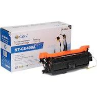 Фото Картридж лазерный GG NT-CE400A Совместимый черный для HP LaserJet EGG NTerprise 500 color M551 (5500 стр)