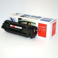 Картридж лазерный NV-Print совместимый Canon 712 для i-SENSYS LBP 3010/3100/HP LJ P1005. Чёрный. 1500 страниц.