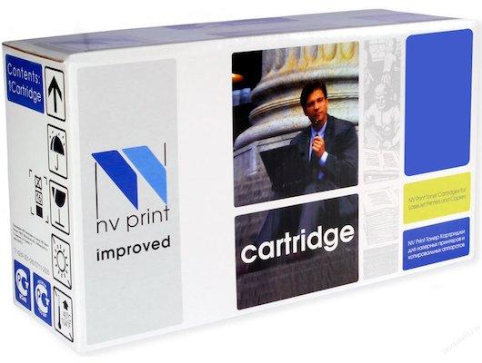 Картридж лазерный NV-Print совместимый с Canon 729M для i-SENSYS LBP-7010 Color. Пурпурный. 1000 страниц.