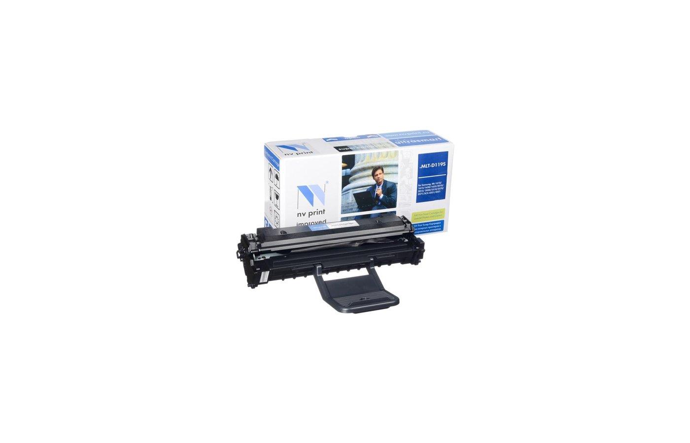 Картридж лазерный NV-Print совместимый для Samsung MLT-D119S для ML-1610/1615/1620/1625/ML-2010/2015/2020/ 2510/2570/2